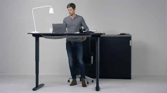 Electrisch hoogteverstelbaar bureau nu ook bij ikea voor 400 euro