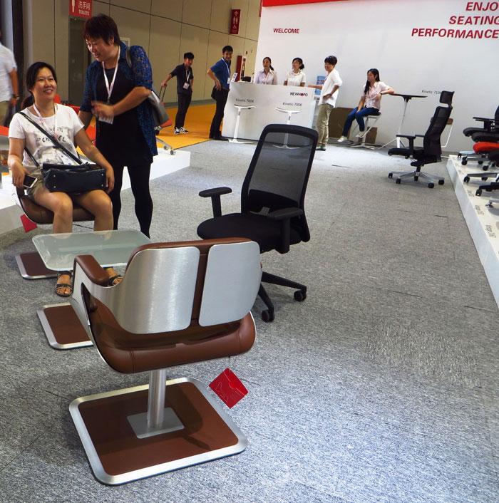 Interstuhl-Silver-Chair