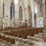 Westminster Abbey ingericht door Casala 1
