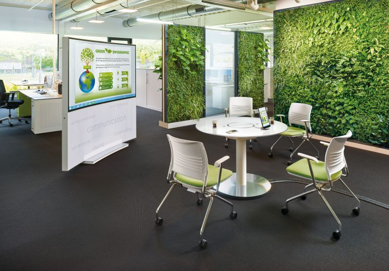 The 50 Biggest Office Furniture Manufacturers In Europe And North