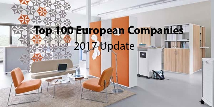 Merveilleux The 25 Largest American Office Furniture Manufacturers And Their European  Counterparts | OfficeRepublic