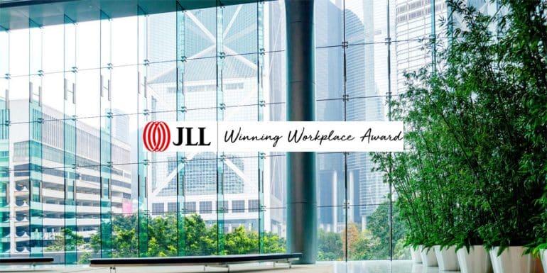 Winning Workplace Award