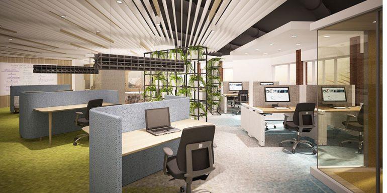 Compleet interieur met één meubel : Redstitch presenteert Sving ...