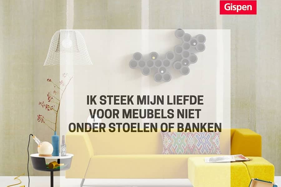 Gispen Vacatures Accountmanager
