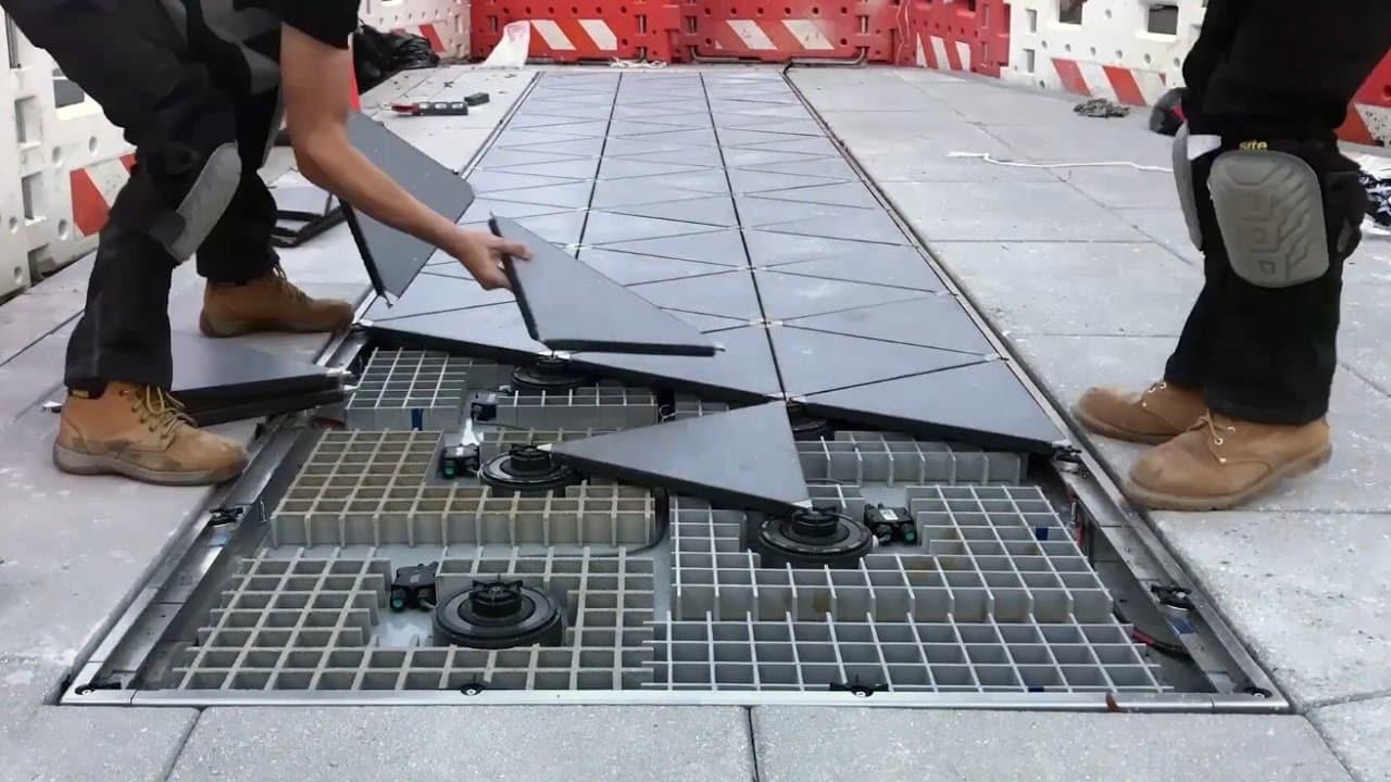 Pavegen S Floor Tiles Could Power Future Cities And