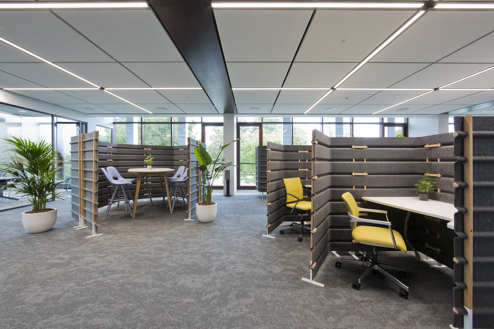new office inspiration centre of nowy styl group in cracow officerepublic. Black Bedroom Furniture Sets. Home Design Ideas