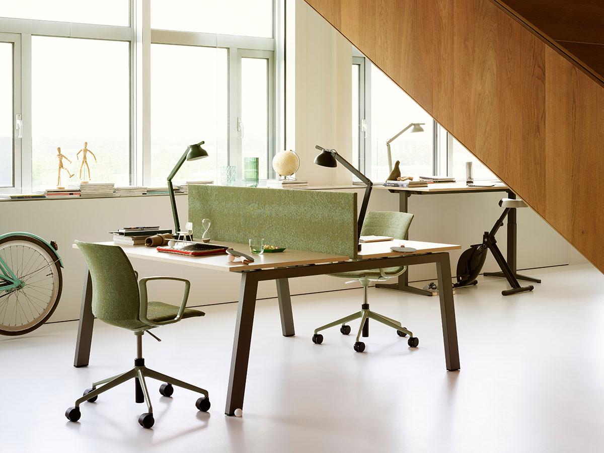 Walter Knoll Bureaustoel.European Office Furniture Manufacturers Top 50 Officerepublic