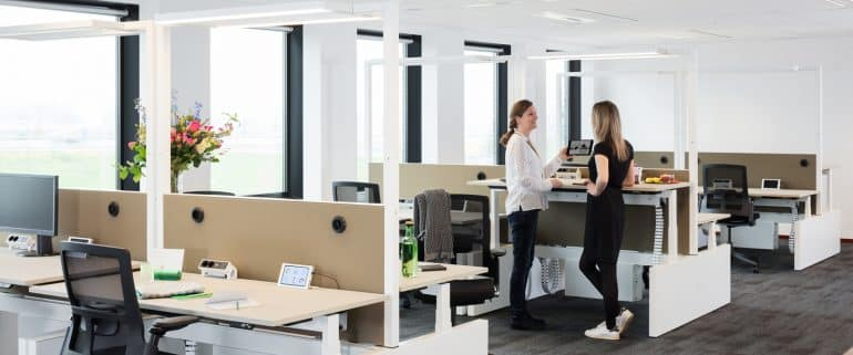 Ahrend Comfort workplace