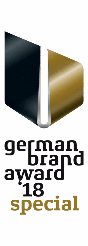 German brand Award special mention