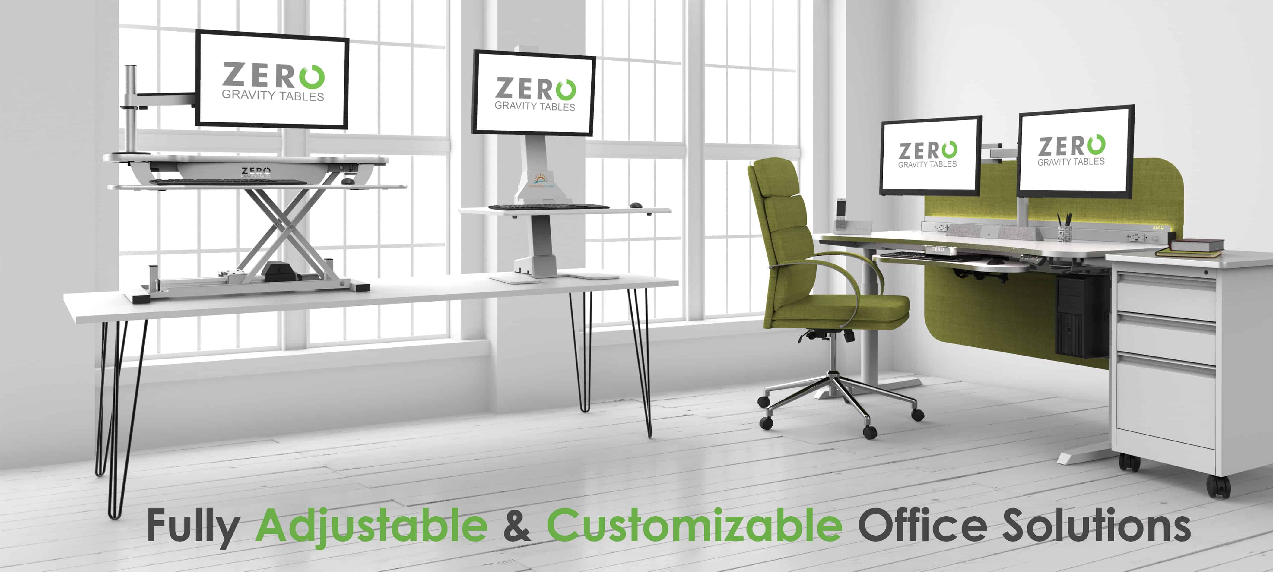 No Partitions Between Desks May Be Healthier For Office