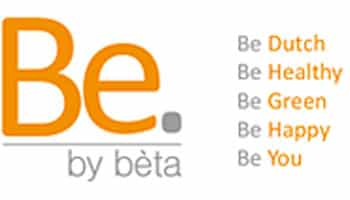 Be by Bèta Logo